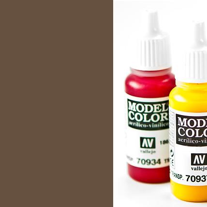 Model Color 941 - Burnt Ember
