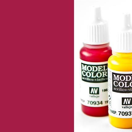 Model Color 945 - Magenta