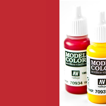 Model Color 947 - Red