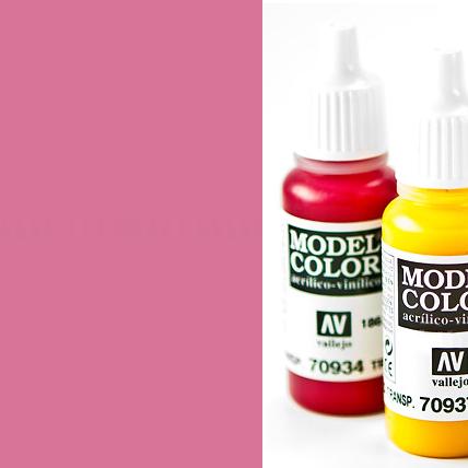 Model Color 958 - Pink