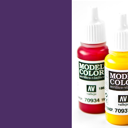 Model Color 960 - Violet