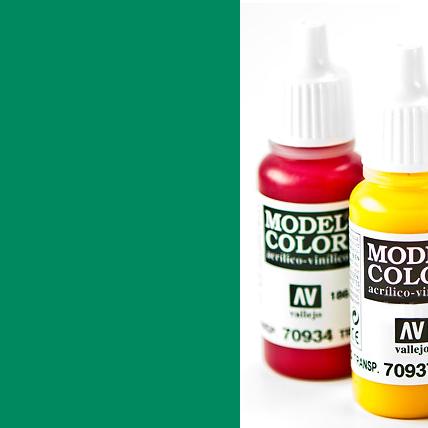 Model Color 969 - Park Green Flat