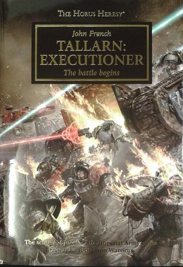 Horus Heresy: Tallarn: Executioner