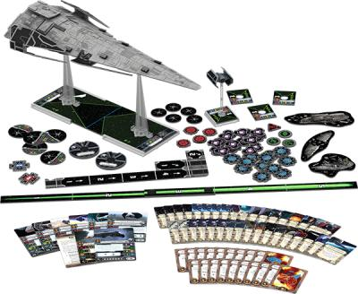 Star War X-Wing: Imperial Raider Expansion