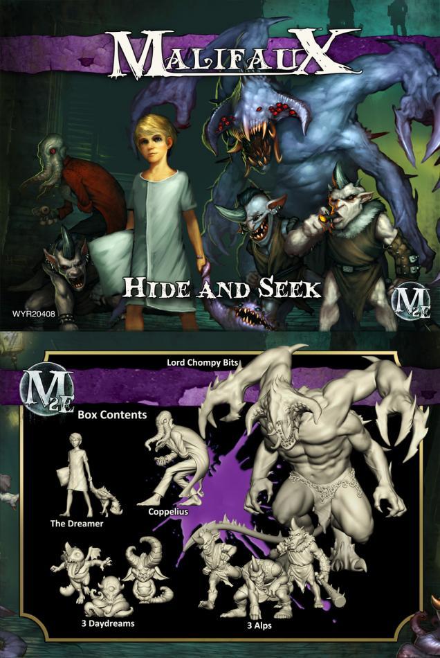Hide and Seek Dreamer Crew