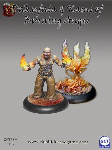 Dakufaia & Fire Kami