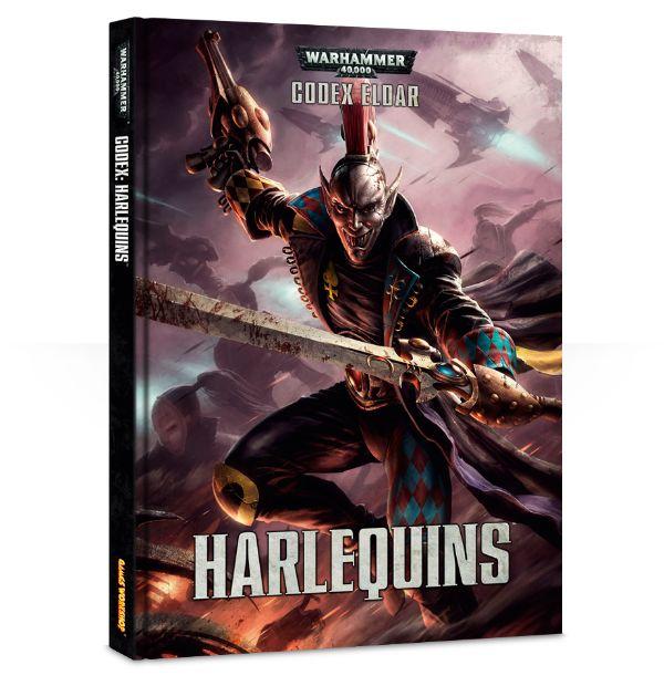 Codex: Harlequins (English)
