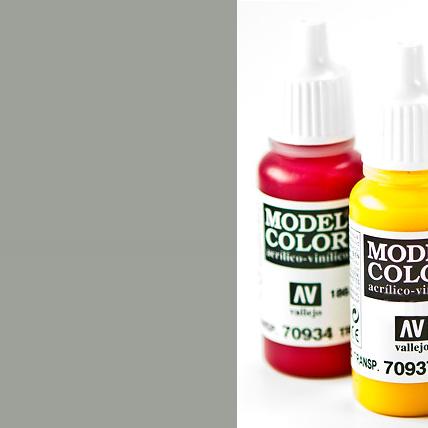 Model Color 990 - Light Grey