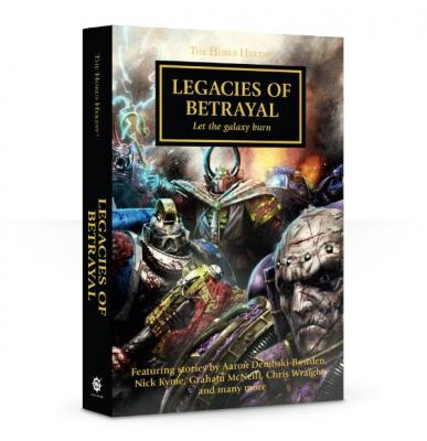 Hh: Legacies Of Betrayal (c-format)