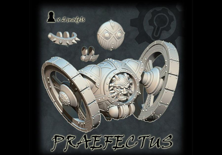 Nuem Praefectus Equitum