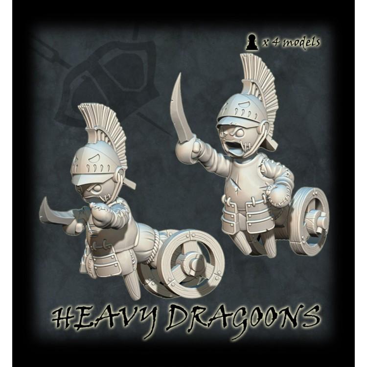 Britanan Heavy Dragoons