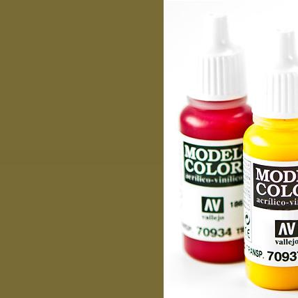 Model Color 998 - Metallic Bronze