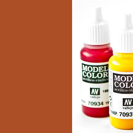 Model Color 999 - Metallic Copper