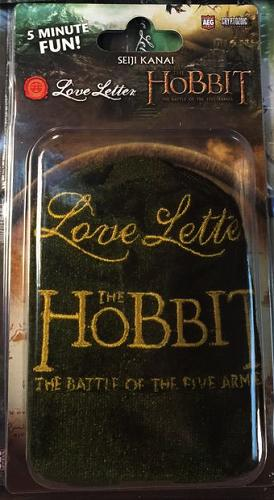 Love Letter: The Hobbit Clamshell Edition