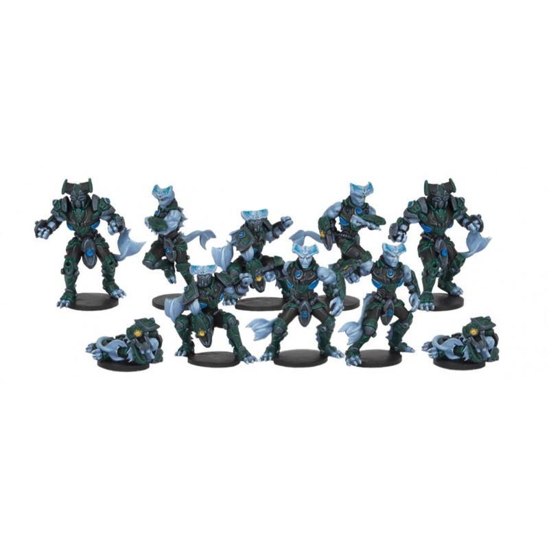 Sphyr Team - Nemion Oceanics