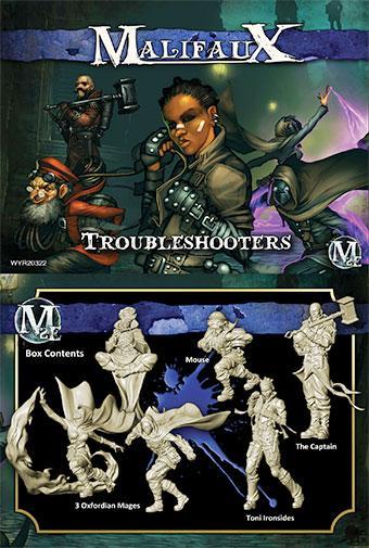 Ironside Crew Box - Troubleshooters