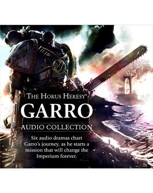 Horus Heresy: Garro Audio Box Set