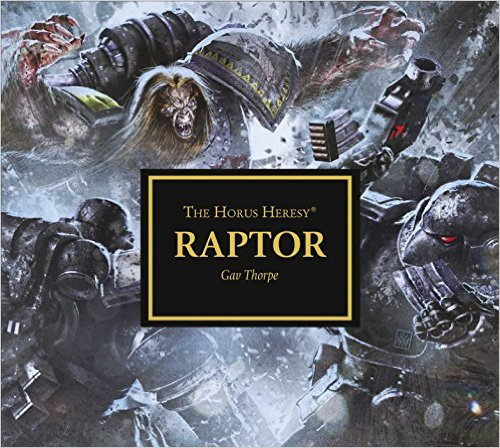 Horus Heresy: Raptor (Audiobook)