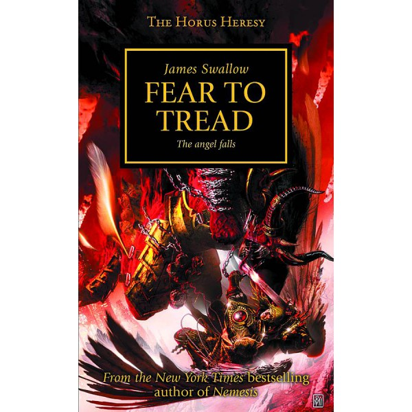 Horus Heresy: Fear To Tread (Hardback)
