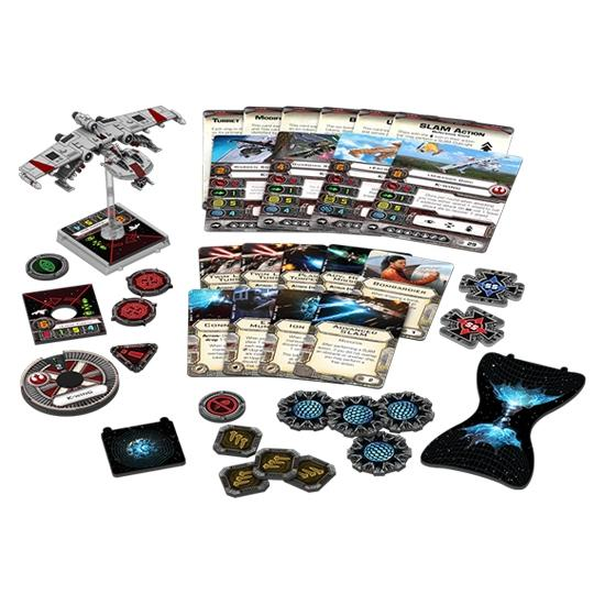 Star Wars X-Wing K-Wing Expansion Pack