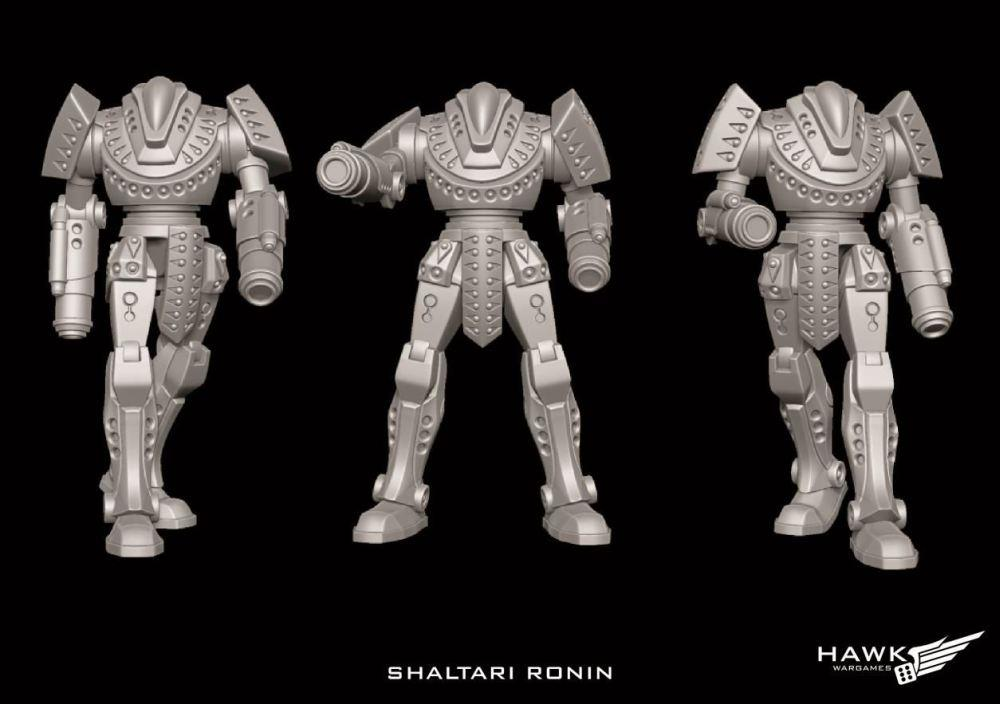 Shaltari Ronin