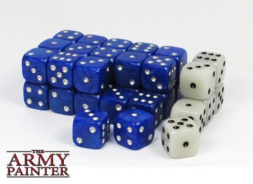 Wargamer Dice, Blue