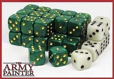 Wargamer Dice, Green