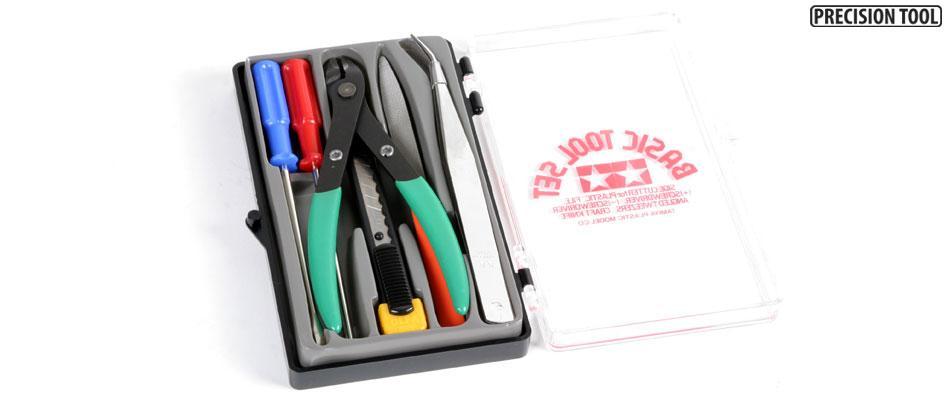 Tamiya Basic Tool set