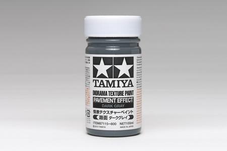 Texture Paint - Pavement Dark Grey