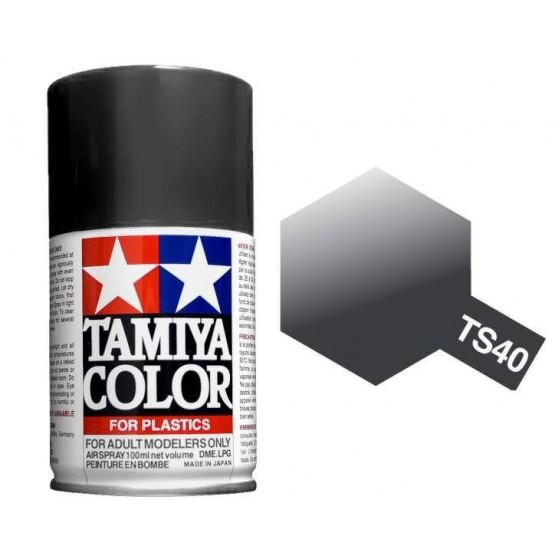 Ts-40 Metallic Black