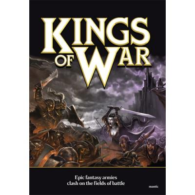 Kings of War Hardback Rulebook