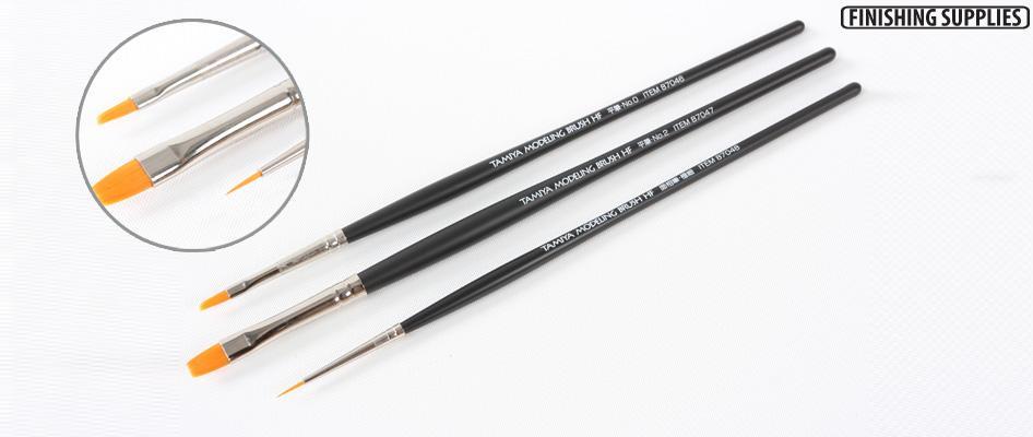 Modelling Brush HF Standard Set
