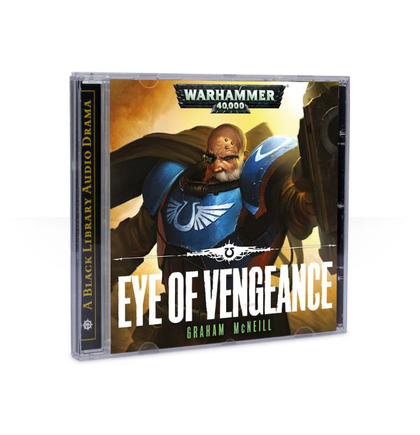 Eye of Vengeance (Audiobook)