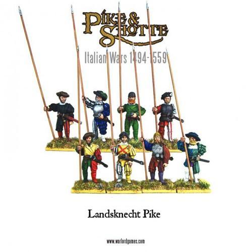 Landsknecht Pikeman