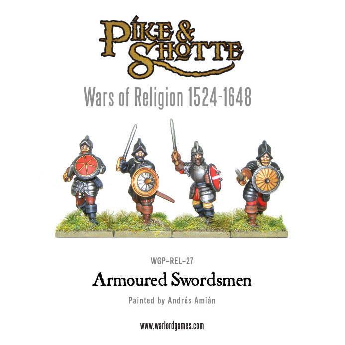 Armoured Swordsmen (War of Religion)