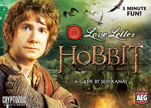 Love Letter: The Hobbit Boxed Edition