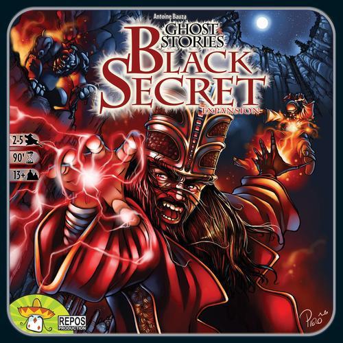 Black Secret: Ghost Stories Exp