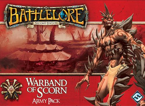 Warband of Scorn Army Pack - BattleLore 2nd Edition
