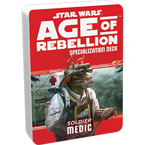 Medic Specialization Deck: Age of Rebellion