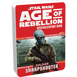 Sharpshooter Specialization Deck: Age of Rebellion