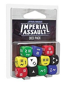 Dice Pack - Star Wars Imperial Assault