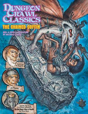 Dungeon Crawl Classics #83: The Chained Coffin Box Set