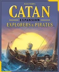Explorers & Pirates: Catan Exp (2015 Refresh)