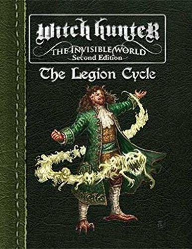 Legion Cycle: Witch Hunter exp