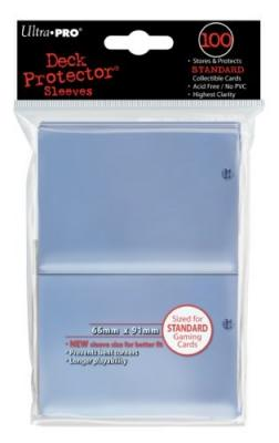 Standard Clear Sleeve DPD (100 pack)