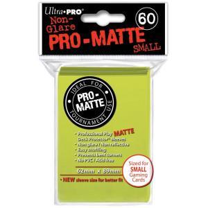 Pro Matte Small Bright Yellow DPD