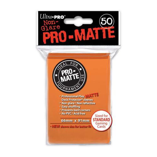Pro Matte Orange DPD