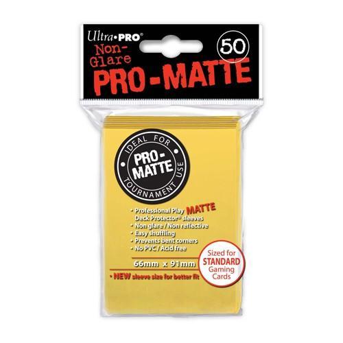 Pro Matte Yellow DPD