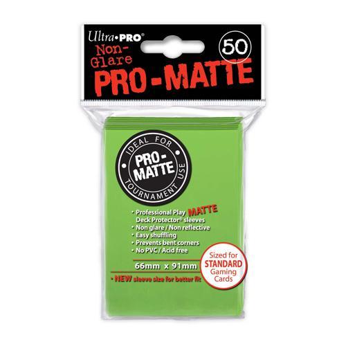 Pro Matte Lime Green DPD