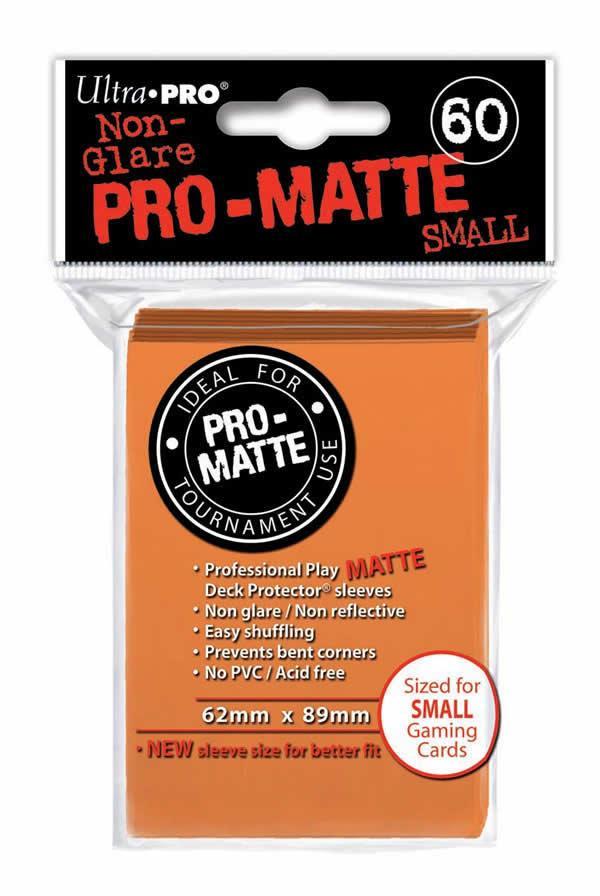 Pro Matte Small Orange DPD